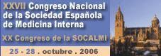 XXVII Congreso Nacional de la SEMI. Salamanca