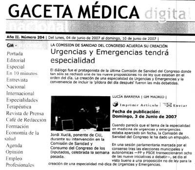 Urgenciología